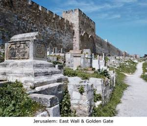 Eastern Golden Gate of Jerusalem