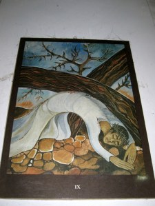 """Under the Baobab Tree:  African Stations of the Cross"""