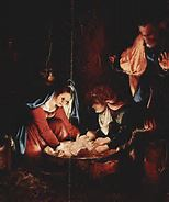 """The Nativity"", Lorenzo Lotto, 1527-1528"