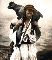 David, the Shepherd Boy