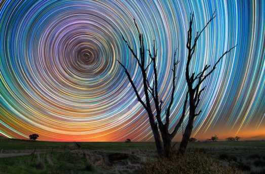 Long-exposure Star Photography, by Lincoln Harrison