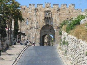 The Lion's Gate, Jerusalem