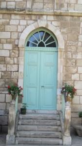 Door near Bethany, Jerusalem
