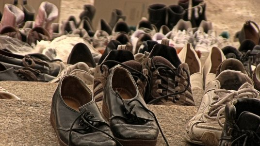 Shoes of Poverty