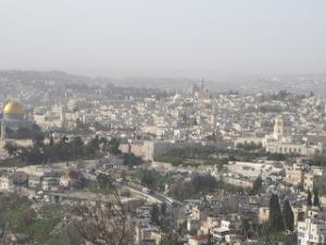 Jerusalem Awaits