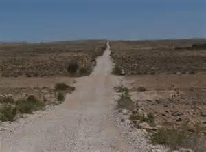 Wilderness Road (Negev desert)