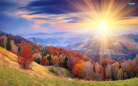 2016-11-28-sunrise-over-the-mountain